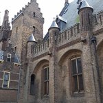 Binnenhof & Ridderzaal, Haia.