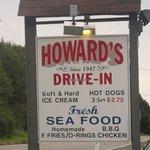 Howard's signboard