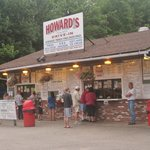 Howard's take-out windows
