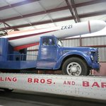 Papa Zucchini cannon truck