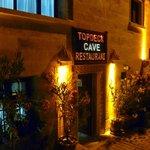 Topdeck Restaurant in Goreme, Turkey