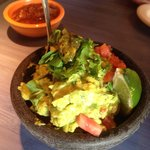 Table side guacamole is the best I've had
