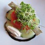 Heirlook Tomato Salad