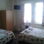 Room 34 lovely and clean