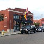 Dewey's Storefront