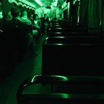 Ghost Bus von innen