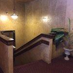 Hallway near elevator
