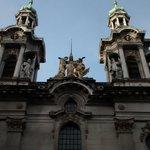 Torres da Basílica.