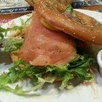 Bel Gueul au saumon.