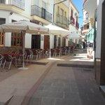 "Cafe-Bar ""El Gallo"" - Terraza"