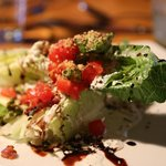 ceasar salad at Keenans