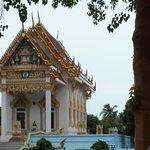 Wat Khunaram temple