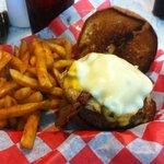 Amazing Burger!!