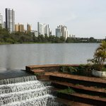 Lago Igapo, caminhada maravilhosa....
