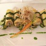 Cannelloni con tonno e zucchine
