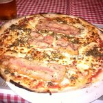 Imola:carne picada y bacon
