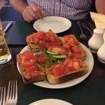mama rosa's fantastic bruschetta