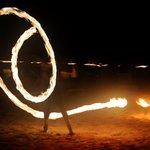 Beach Fire Show