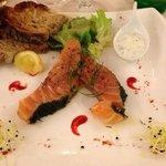 Cœur de saumon