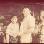 Original Family Moise and Jerry circa 1960's