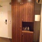 armadio senza frigobar
