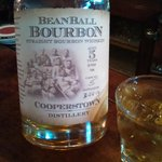 local @CooperstownDistilling Beanball Bourbon