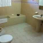 Huge bathroom in Casa