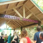 Mystic Mountain Sign