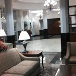 Lobby.  Nice Place to Meet and Greet