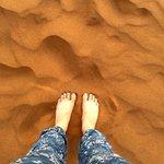 Love the Sahara sand!