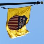 Union Pacific flag