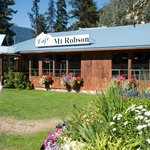 Cafe Mount Robson