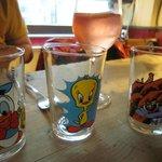 """les fameux verres """"à moutarde de quand on était petit"""""""