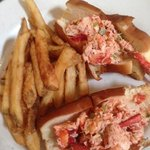 one of the best lobster rolls ever.