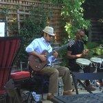 Jazz on the Patio