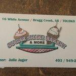 Sugar Shake Bakery & More Ltd
