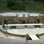 Altos de Chavon Village Amphitheater (Photo by Rhonda Fomby)