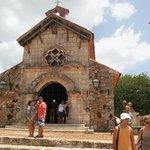 Altos de Chavon Village Church (Photo by Rhonda Fomby)