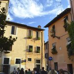 Walking the Trastevere ....