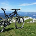 Photo de Mountain Bike Galaxy