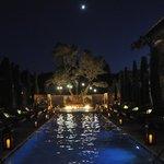 Pool at night - gorgeous