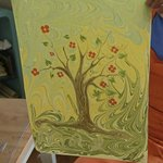 Ebru Tree
