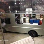 Radio Research Van Model