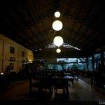 Nurture Spa Dining Area