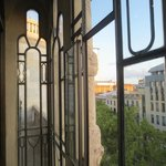 Le balcon à l'ancienne