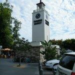 Farmers Market tower