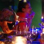 """""""Sea"""" Restaurant & elegant dinning (Antinori Estates Wine)"""