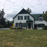 The house with the green gables