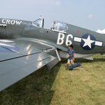 Old Crow, Oshkosh 2014