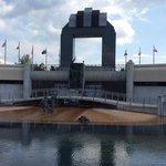 D-Day Memorial (An Incredible Tribute)